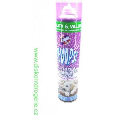 Xanto čistící pěna na odstranění zápachu a skvrn po domácích zvířatech 440 ml