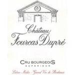 Fourcas Dupre Fourcas Dupre Cru Bourgeois HautMédoc červené 2014 0,7 l