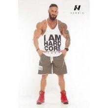 Nebbia Fitness Tílko Hard 977 Bílé