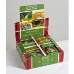 Jones Variace zelených čajů papír 4 x 10 x 2 g