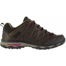 Karrimor Border Ladies Walking Shoes Brown
