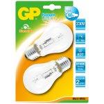 Gpbattery 1x2 GP Lighting Classic Halogen 42W 230V E-27 A55 warm 630lm