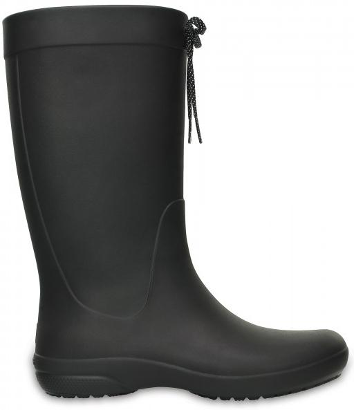 Crocs Freesail Rain Boot - Black od 1 199 Kč - Heureka.cz 979b71b52d