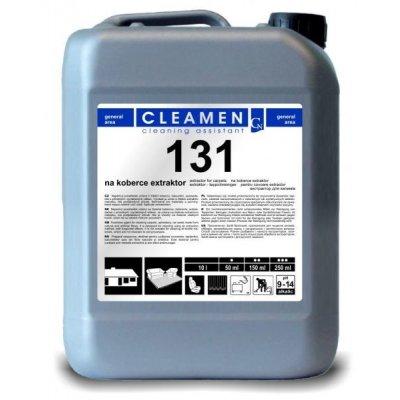 Cleamen 131 čistič na koberce pro extraktor 5 l