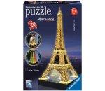 3D puzzle Ravensburger Eiffelova věž LED