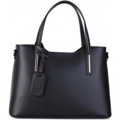 c8c8e787c5 elegantní kožená kabelka Caitlin černá od 2 060 Kč - Heureka.cz