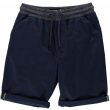 No Fear Ribbed Waistband Chino shorts junior boys Navy