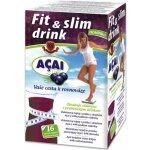 Herbex Fit & Slim drink Acai 16x6 g