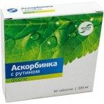 Askorbinka Forte Vitamín C s rutinem 50 tablet