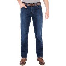 WRANGLER Pánské jeans W12133009 TEXAS STRETCH DARKSTONE