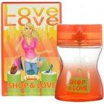 Morgan Love Love Shop & Love toaletní voda dámská 35 ml