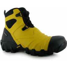 Outdoorové boty pánské Hi Tec Para Yellow/Black