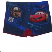 Chlapecké plavky Cars červeno-modrá barva