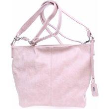Rieker kabelka H1303-31 růžová