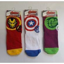 EUROSWAN Ponožky Avengers Bavlna/Polyester/Elastan