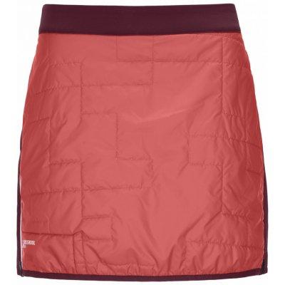 Ortovox Wmns Piz Boe Skirt dámská zateplená sukně blush