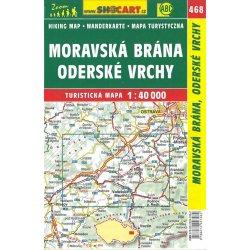 Moravska Brana Oderske Vrchy Mapa C 468 Od 129 Kc Heureka Cz