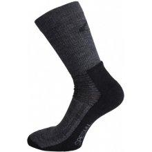 Ulvang SPESIAL BLACK-GREY středně silná ponožka 37ef1c1976