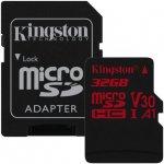 KINGSTON microSDHC 32GB UHS-I SDCR/32GB