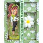 Bohemia Pro nejlepší maminku sprchový gel 300 ml + ručně vyráběné mýdlo květina 50 g dárková sada