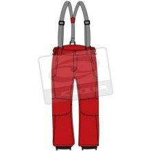 Loap Randolph pánské kalhoty dlouhé zimní oranžové