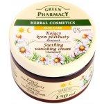 Green Pharmacy Face Care Chamomile zklidňující pleťový krém (0% Parabens) 150 ml