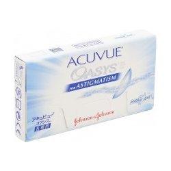 Johnson & Johnson Acuvue Oasys for Astigmatism 6 čoček