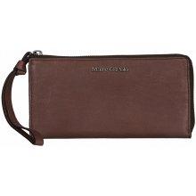 Marc O´Polo dámská kožená zipová peněženka 607 17155301 105 724 hnědá
