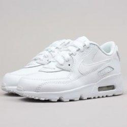 df46c7d1089 Skate boty Nike Air Max 90 Leather white   white