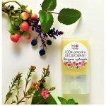 Biorythme 100% přírodní deodorant Růžová zahrada roll-on 15 g