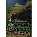 AGFPRO Voxel Sculpt DLC