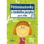 Pětiminutovky z českého jazyky pro 4. třídu - Petr Šulc
