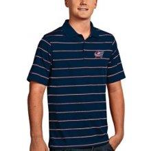 Antigua Tričko New Columbus Blue Jackets Deluxe Polo