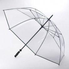 Fulton Velký průhledný holový deštník Clearview S841