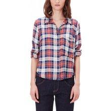 Dámské halenky a košile dámská+Červená+kostkovaná+Košile 2b2deac668