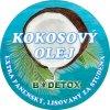 Bio-Detox Bio kokosový olej 100 ml