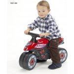 Falk Odstrkovadlo - motorka červená