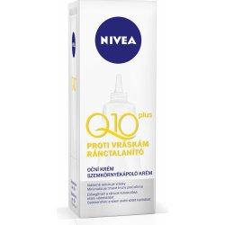 Péče o oči Nivea Visage Q10 Plus Oční kontury 15 ml