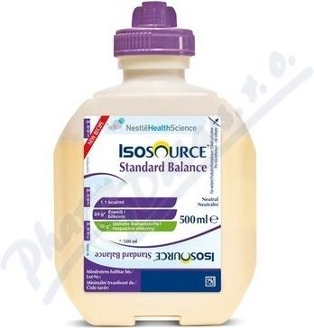 isosource protein fiber