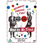 Next to No Time DVD