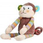 Baby Ono Plyšová s chrastítkem Velká Opička
