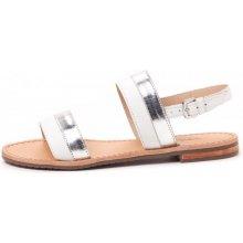 Geox dámské sandály Sozy bílá