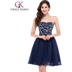 0565439e927 Grace Karin koktejlové šaty CL6049-1 modrá alternativy - Heureka.cz