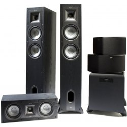 klipsch icon set 26 5 1 reprosoustava nejlep. Black Bedroom Furniture Sets. Home Design Ideas