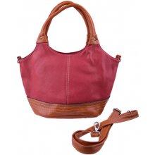 Mahel kabelky do ruky červená