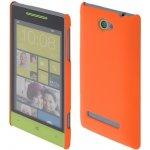 Pouzdro Coby Exclusive HTC Windows Phone 8S oranžové