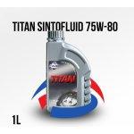 Fuchs Titan SINTOFLUID 75W-80, 1 l