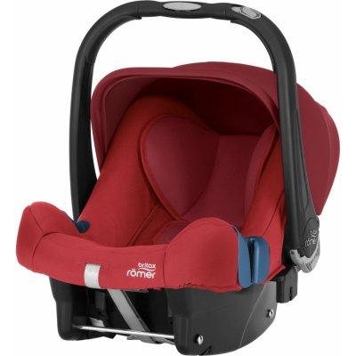 Britax Römer Baby-Safe Plus SHR II 2019 flame red