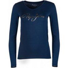 958e1831ffb Pepe Jeans dámské tričko Mara tmavě modrá
