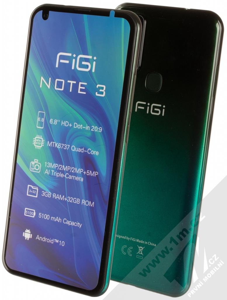 Aligator Figi Note 3 3GB/32GB na Heureka.cz